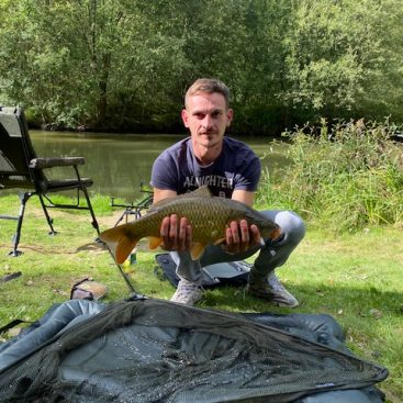 Carp Catches at Gabriels Fishery