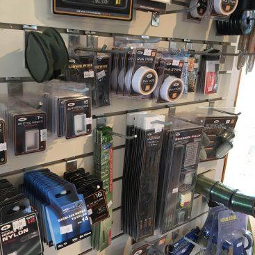 Bait & Tackle Shop at Gabriels Fishery, Kent