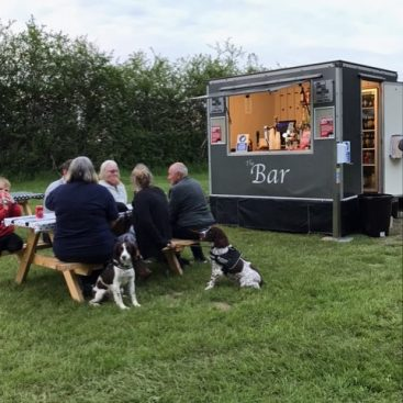 Food available at Gabriels Camping & Fishery